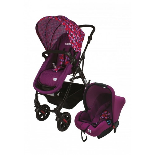 Sweet Cherry GL500 Vetro Stroller (Purple)