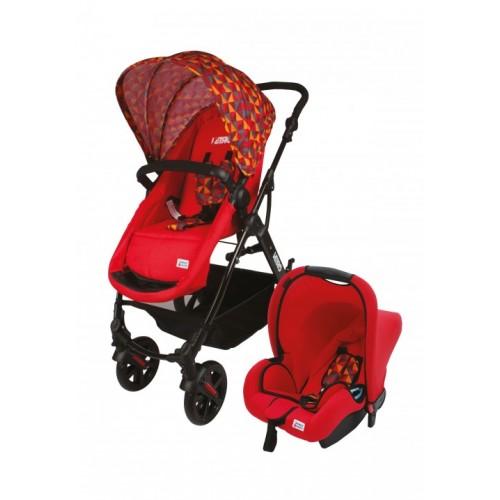 Sweet Cherry GL500 Vetro Stroller (Red)