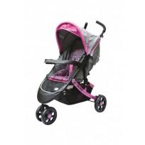 Sweet Cherry S217 SCR2 Jogger Stroller (Hot Pink)