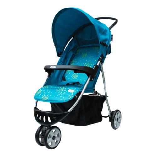Sweet Cherry GL209 Malaga Stroller (Blue)