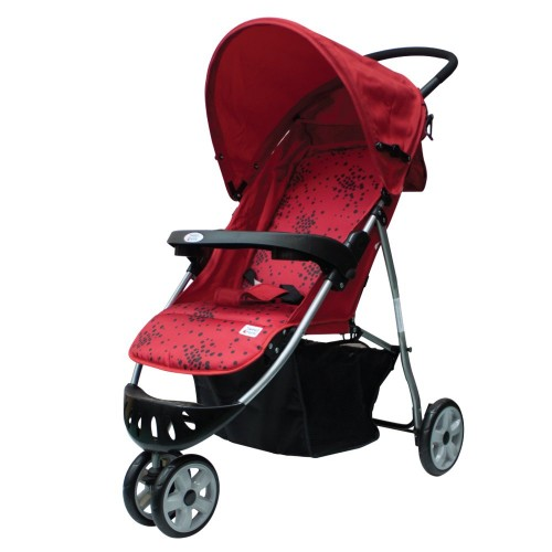 Sweet Cherry GL209 Malaga Stroller (Red)