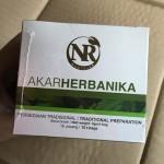 NR-AKAR HERBANIKA (15 t-bags)