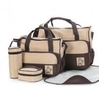 Bag 5 in 1 - COKLAT