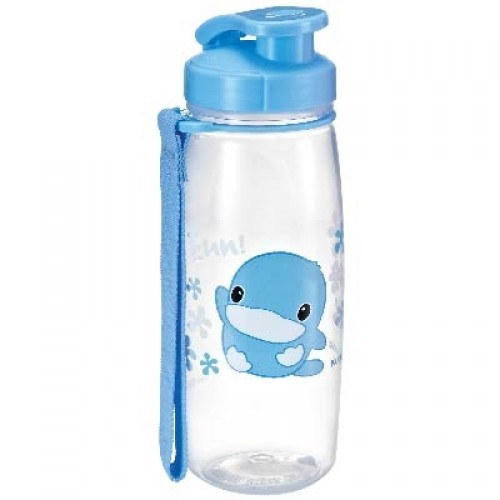 Kuku Duckbill (KU5459) Have Fun Hand Bottle (BLUE)
