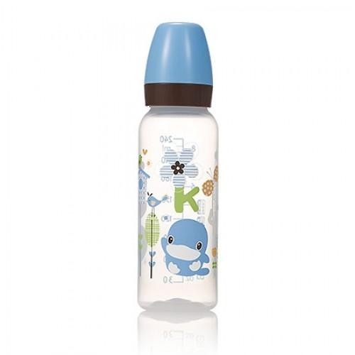 Kuku Duckbill (KU5928A) Standard PP Bottle 240ml (BLUE)