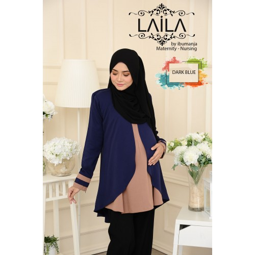 LAILA - DARK BLUE