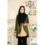 LAILA - OLIVE GREEN