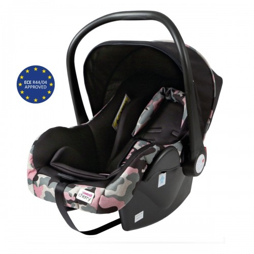 Sweet Cherry LB321A Carrier Carseat (Pink)