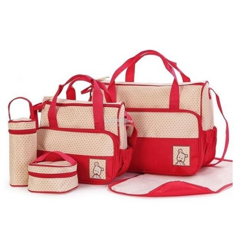 Bag 5in1 - RED