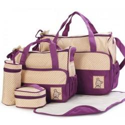 Bag 5 in 1 - PURPLE