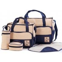 Bag 5 in 1 - DARK BLUE