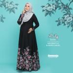 DRESS LILY - BLACK