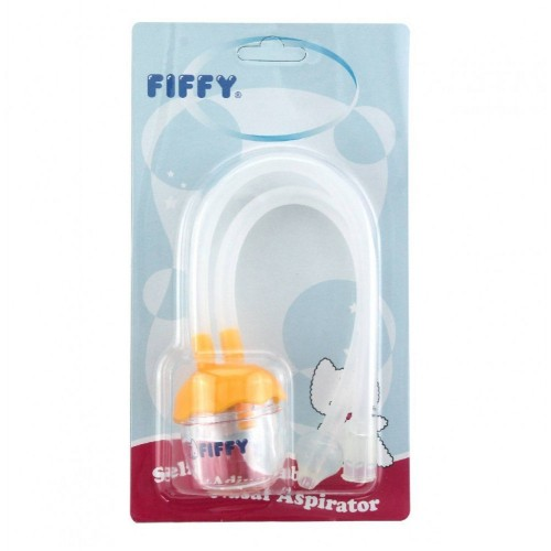 FIFFY SELF-ADJUSTMENT NASAL ASPIRATOR 18258