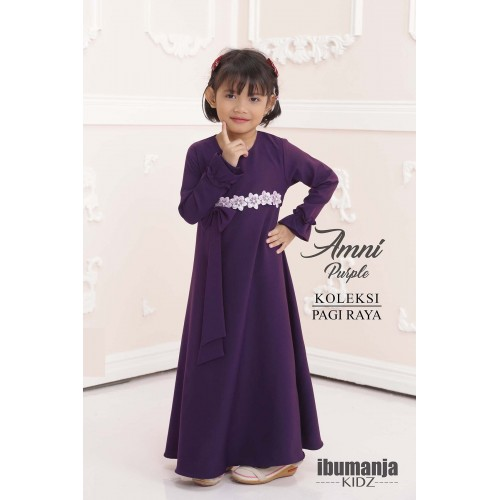KIDZ AMNI - PURPLE