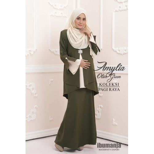 AMYLIA OLIVE GREEN