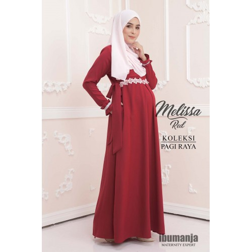MELISSA RED