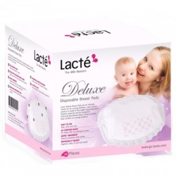 Lacté Deluxe Disposable Breast Pads