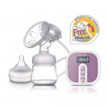 Autumnz - BLOSSOM Convertible Single Electric/Manual Breastpump (FREE GIFT A)