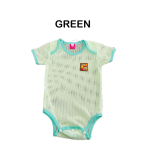 BABY ROMPER LUBANG (L) - GREEN