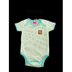 BABY ROMPER LUBANG (L) - GREEN