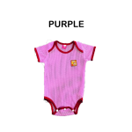 BABY ROMPER LUBANG (L) - PURPLE